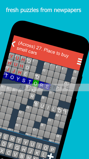 Crossword Daily: Word Puzzle 1.3.1 Mod screenshots 5