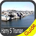 Harry S Truman Reservoir gps icon