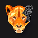POLYGON : Coloring-Book∙ Poly Art by Numbers icon