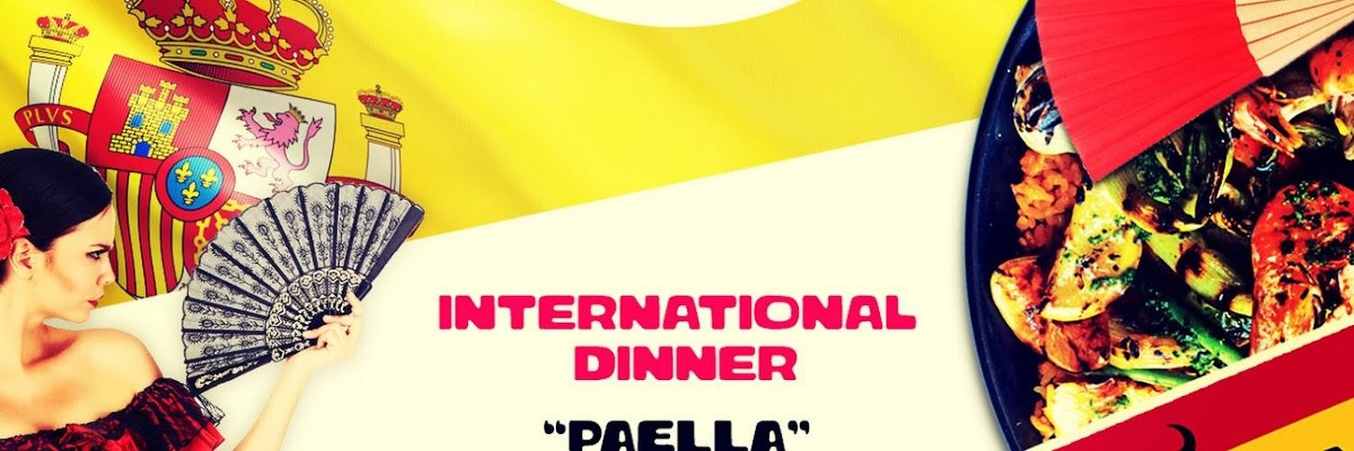 International Paella Dinner
