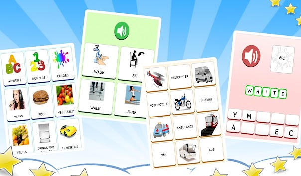 US English 4 kids & beginners apk screenshot