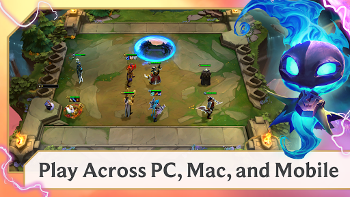 Teamfight Tactics: League of Legends Strategy Game screenshot 3