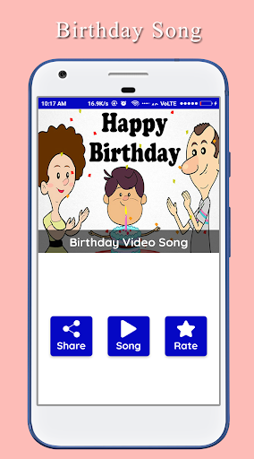 Birthday Song For Kid's photos 1