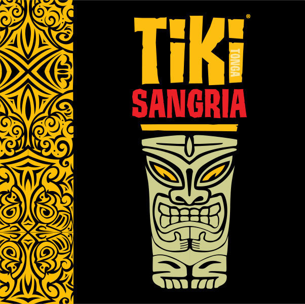 Logo of Tiki Draft Red Sangria