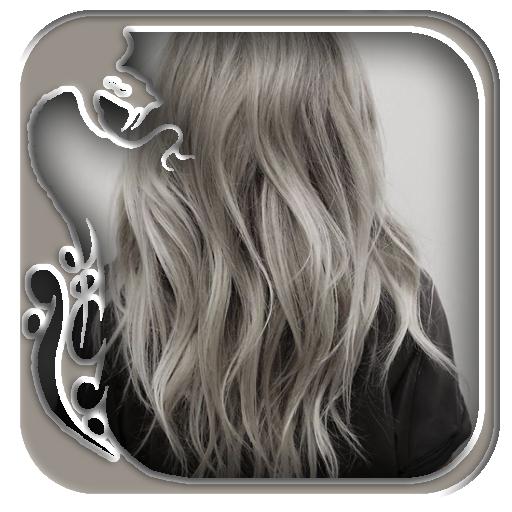 Graue Haar Art Apps Bei Google Play