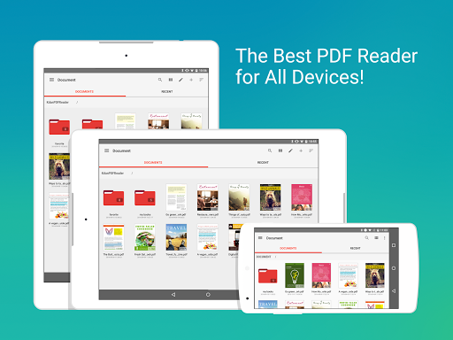 PDF Reader - Scan、Edit & Share for PC
