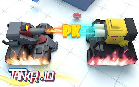 Tankr.io – Tank Realtime Battle MOD (Unlimited Money/Diamonds) 2