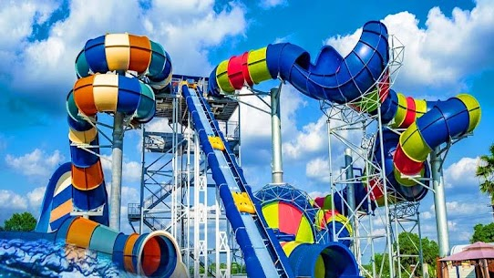 Slip and Slide – Aqua Park Water slide Simulator 1