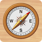 指南針:Smart Compass icon