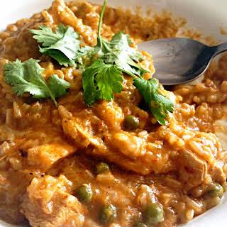 Arroz con Pollo (Chicken with Rice).