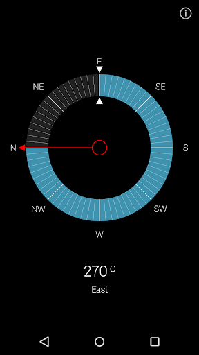 Compass: Sensor Edition