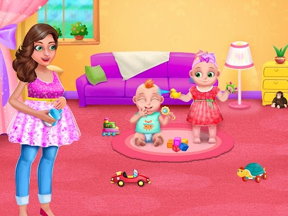 Pregnant Mommy And Twin Baby Care 0.3 Mod APK Updated 1