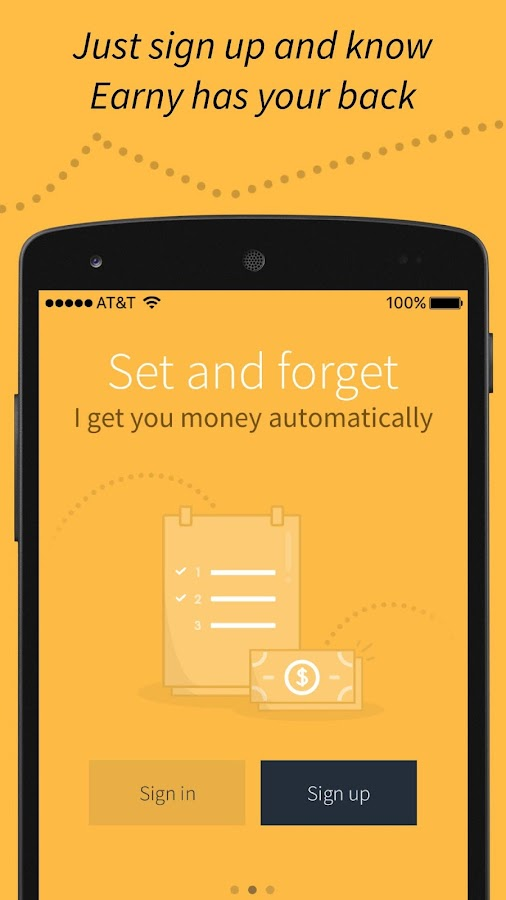 Screenshots of Earny - Automatic Money Back for iPhone