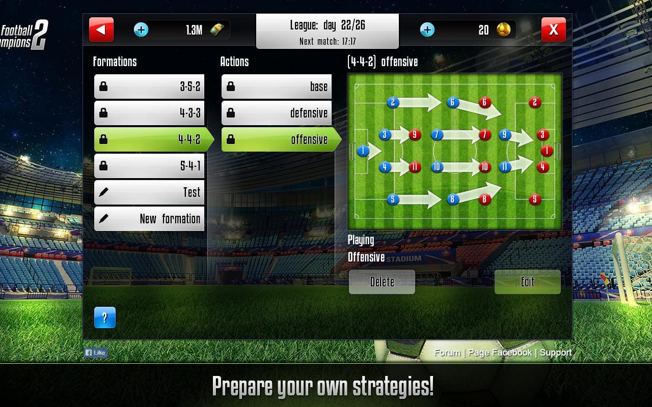 online casino app champions football