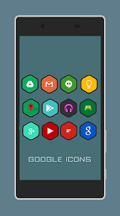 Mina Icon Pack Pro Screenshot