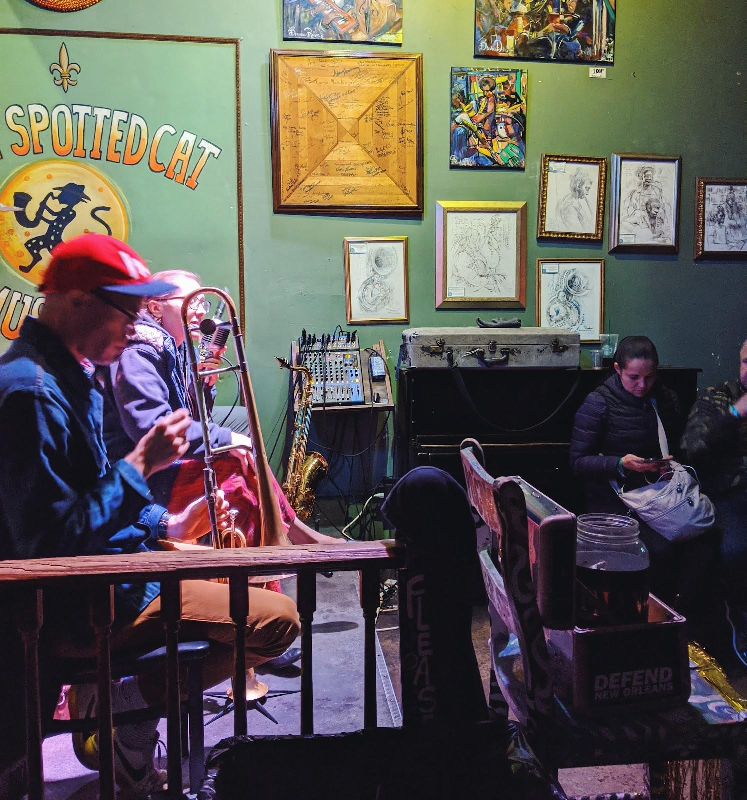 ג'אז בניו אורלינס הבסיס לחוויה לתיירים ולמטיילים לניו אורלינס
