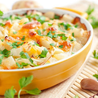 Baked Potato Casserole Potatoes Recipes