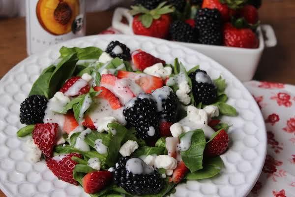 Fruity Spinach Salad Recipe