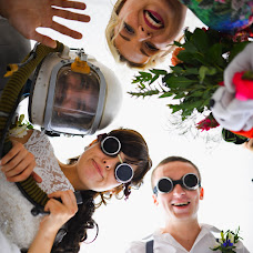 Wedding photographer Yuliya Gamova (Yulyaphoto2013). Photo of 14.09.2014