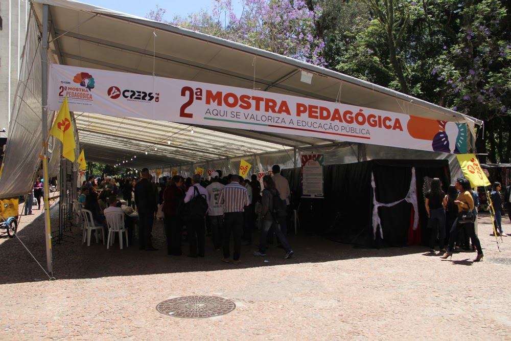 Muestra Pedagógica Río Grande del Sur