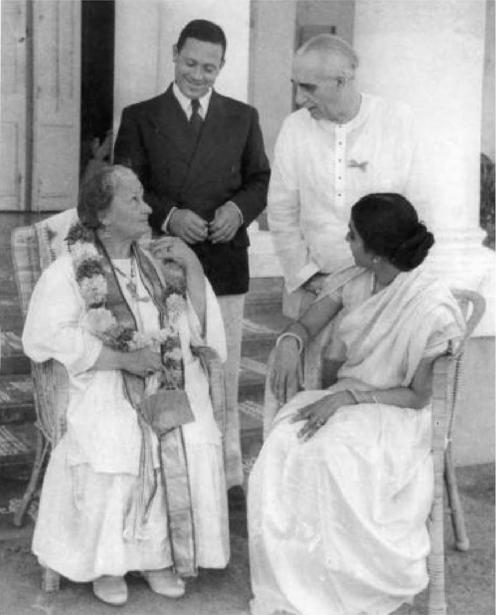Maria Montessori, déplacements, Inde, voyages, rencontres