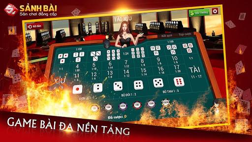 Su1ea2NH Bu00c0I - Game bai, danh bai 3.0.3 screenshots 3