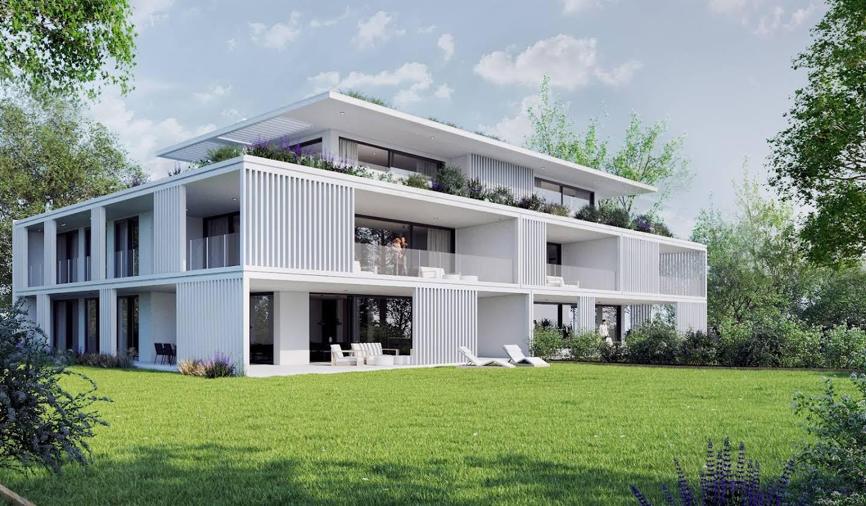 Appartement contemporain avec terrasse Genève