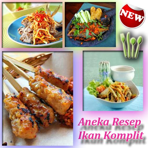 Aneka Resep Ikan Spesial