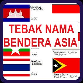 Tebak Bendera Asia