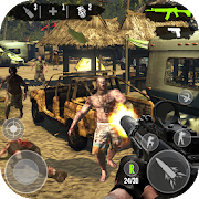 Zombie Shooter Hunt For Zombie 3D MOD APK 1.03 (Unlimited Money)