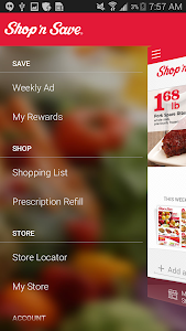 Shop 'n Save screenshot 2