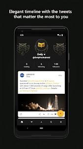 Owly for Twitter Mod Apk v2.4.0 (Pro) 1
