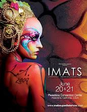 Photo: 2009 IMATS L.A. show program cover art.