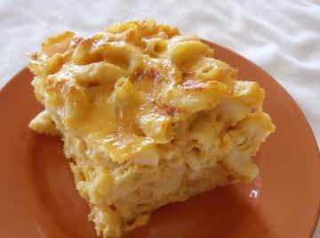 Ooey Gooey Mac and Cheese