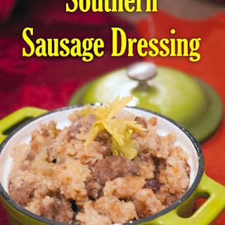 Southern Sausage Dressing Recipe