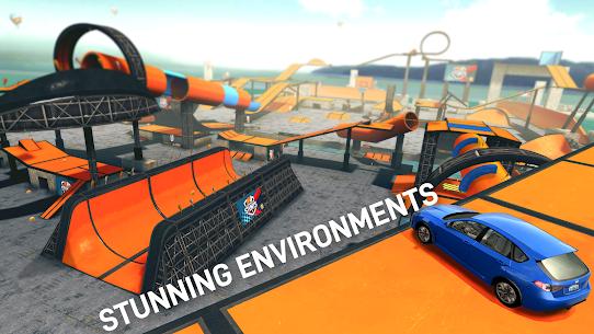 Car Stunt Races: Mega Ramps Mod Apk 3.0.7 (Free Shopping) 3