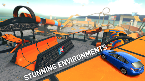 Car Stunt Races: Mega Ramps Screenshot