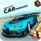 Realistic Car Parking 2018: Parking Drive Car Game icon