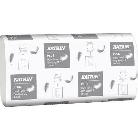Pappershandduk Katrin Plus OneStop M2