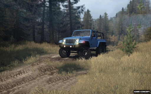 4x4 Jeep Extreme Stunts Mountain Trick Master 2019 screenshots 11