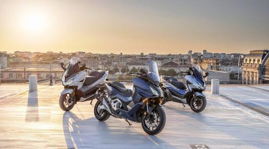 Honda Motomoción AF prepara le llegada en diciembre, de la nueva Forza 750