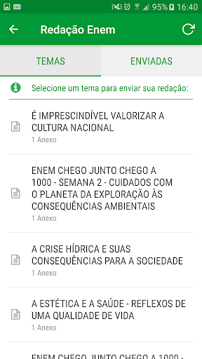 Aluno Online SEDUC-CE 1.2 screenshots 5
