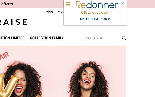 Bons plans Redonner.fr