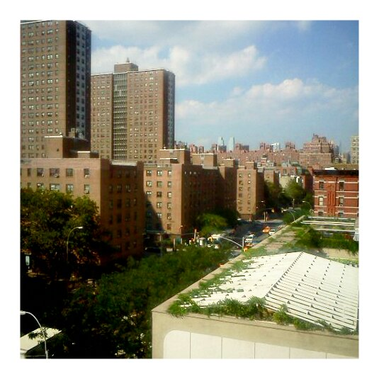 Photo: A summer morning in Chelsea.