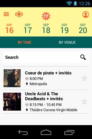 POP Montreal- screenshot
