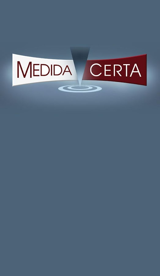 Medida Certa- screenshot