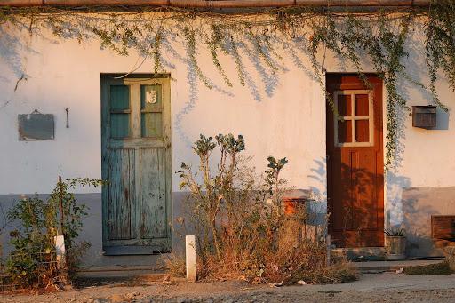 Portugal-Douro-Tua - Scenic Tua is part of the upper Douro wine region of Portugal.