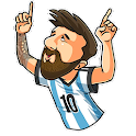 Football Players Stickers For Whatssapp icon