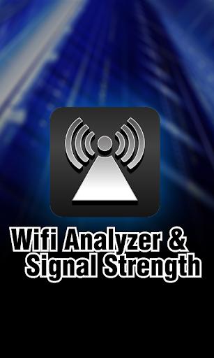 Wifi Analyzer Signal Strength