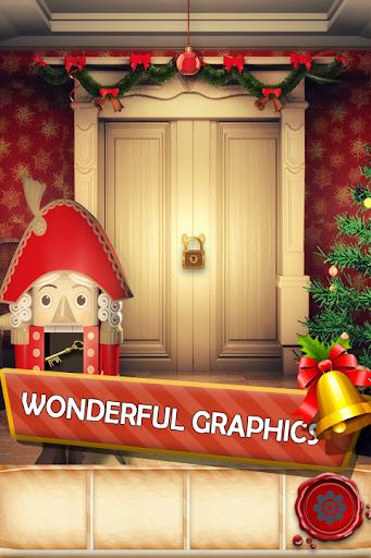 100 Doors Seasons - Puzzle Games screenshots 2